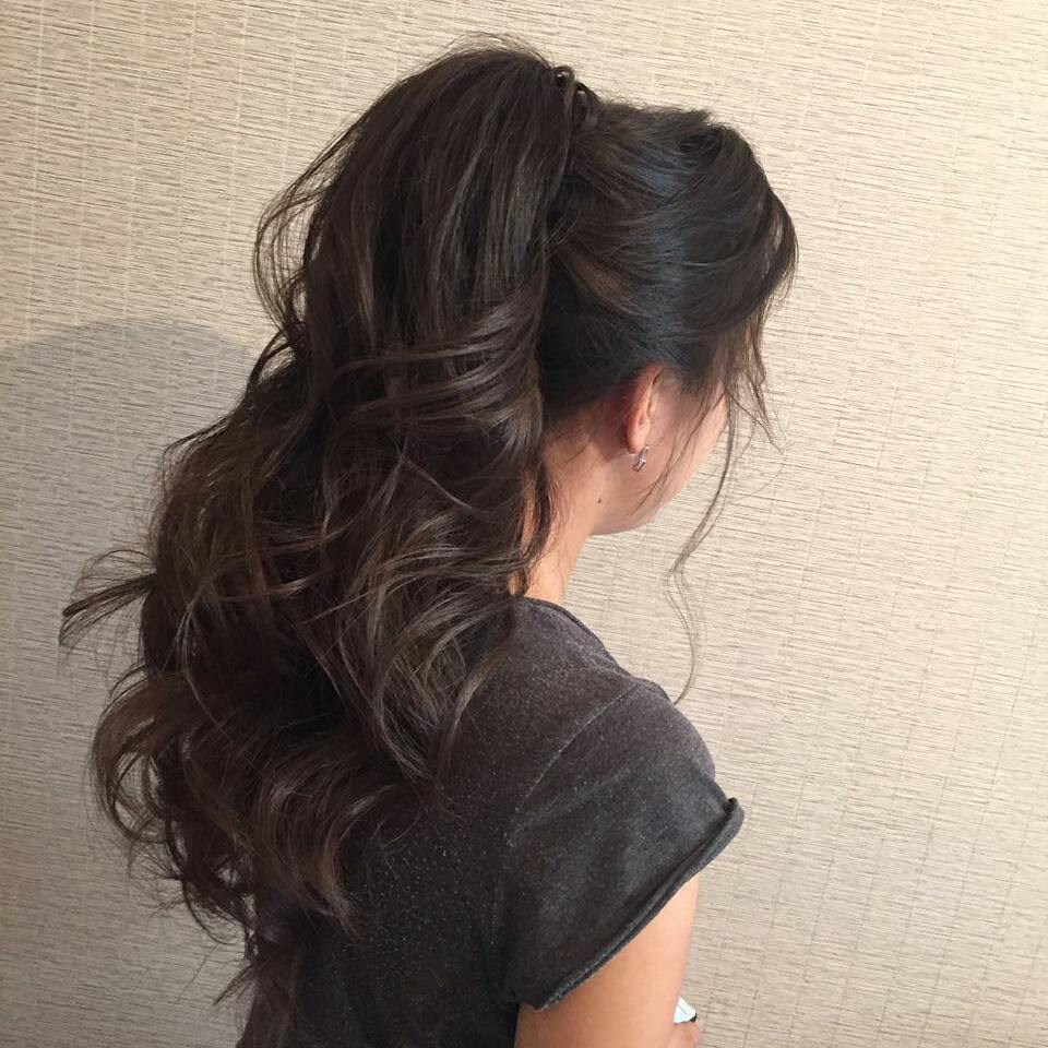 прически для длинных волос фото 13