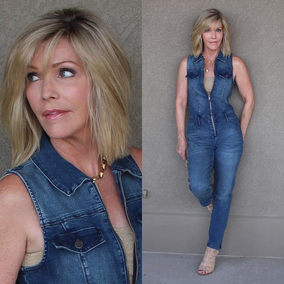 джинсовые вещи в 50 лет фото 13