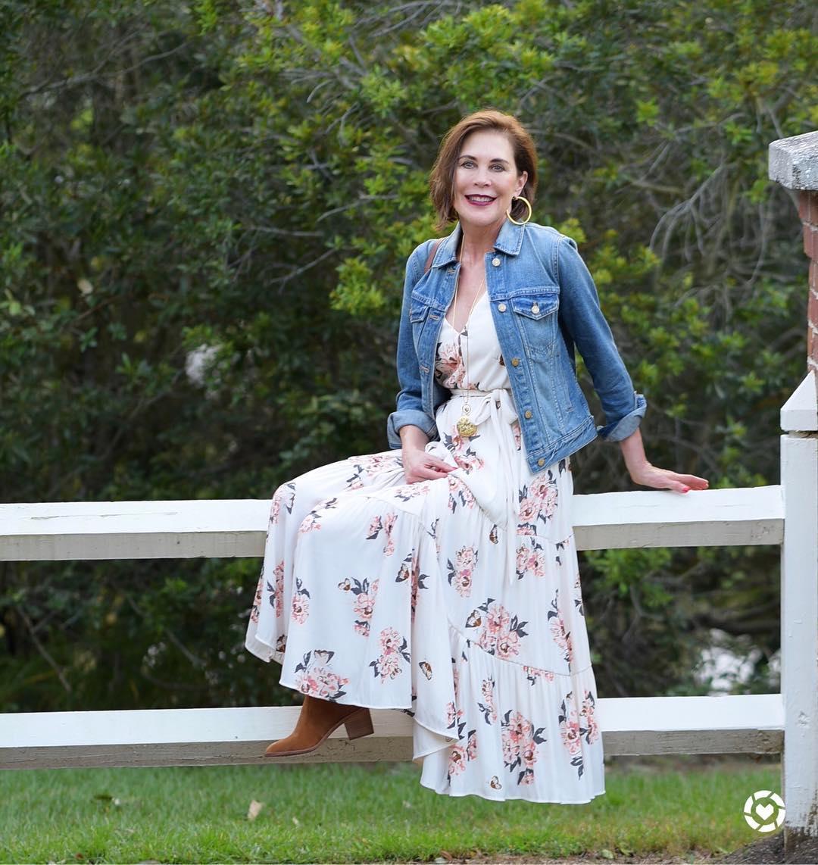 джинсовка в 40 лет фото 9