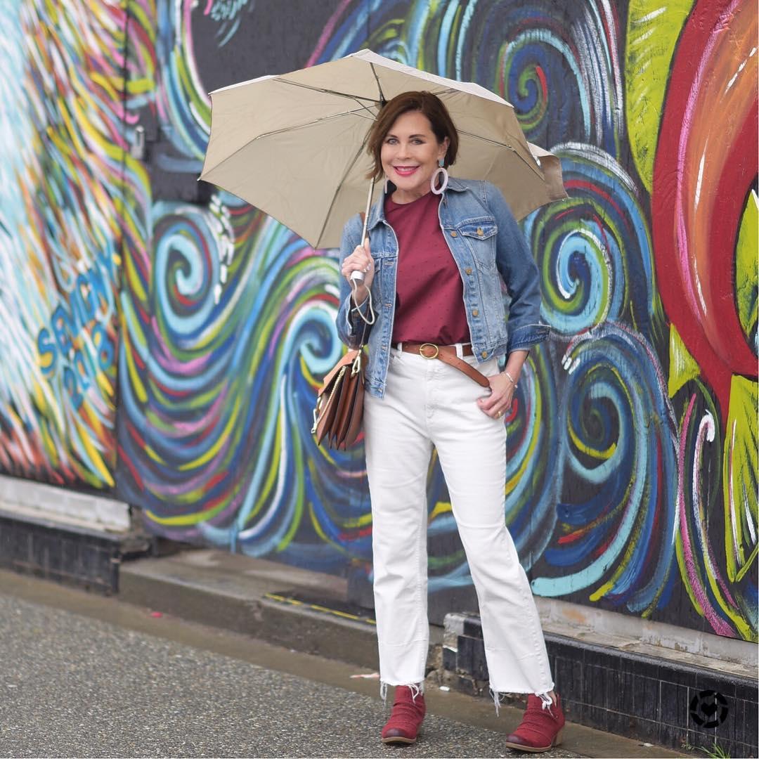 джинсовка в 40 лет фото 11