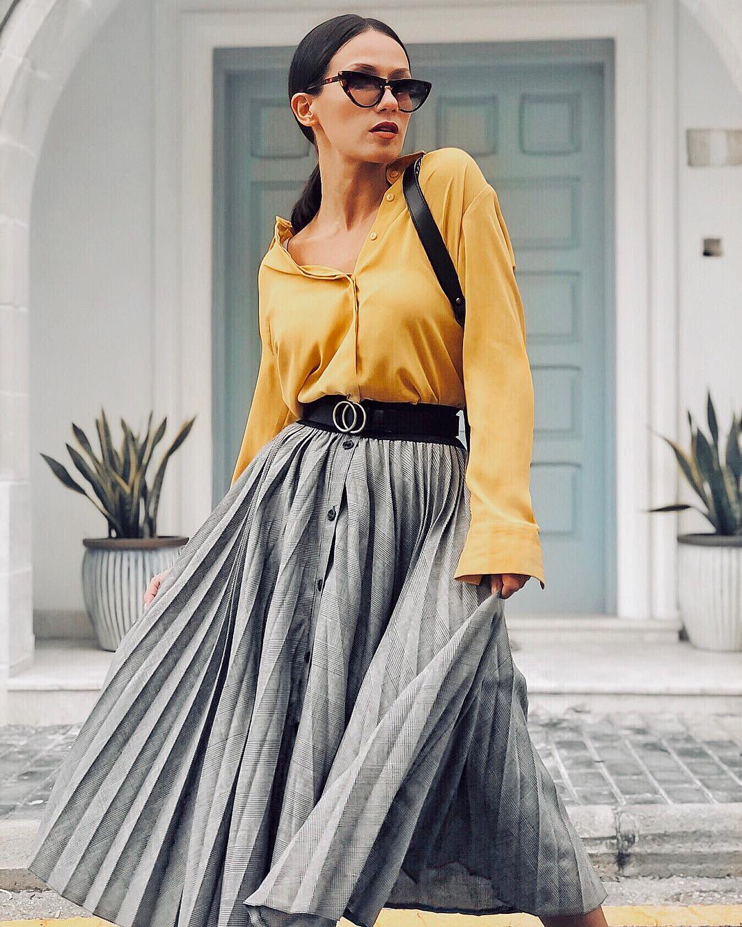Модные блузки 2019 фото 3