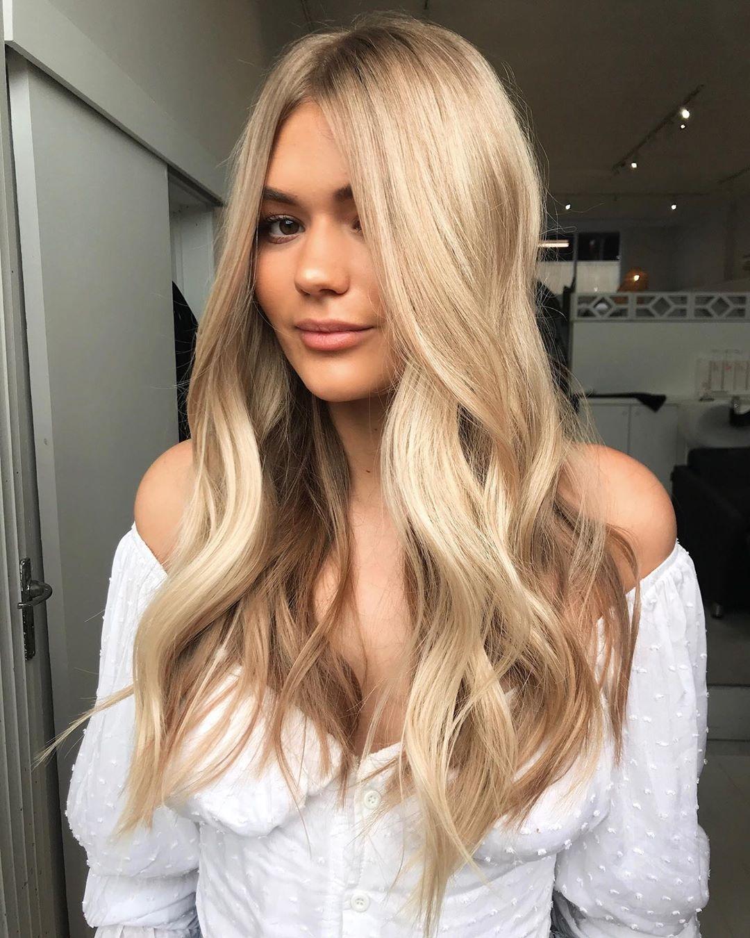 Цвета волос весна 2019 фото 2