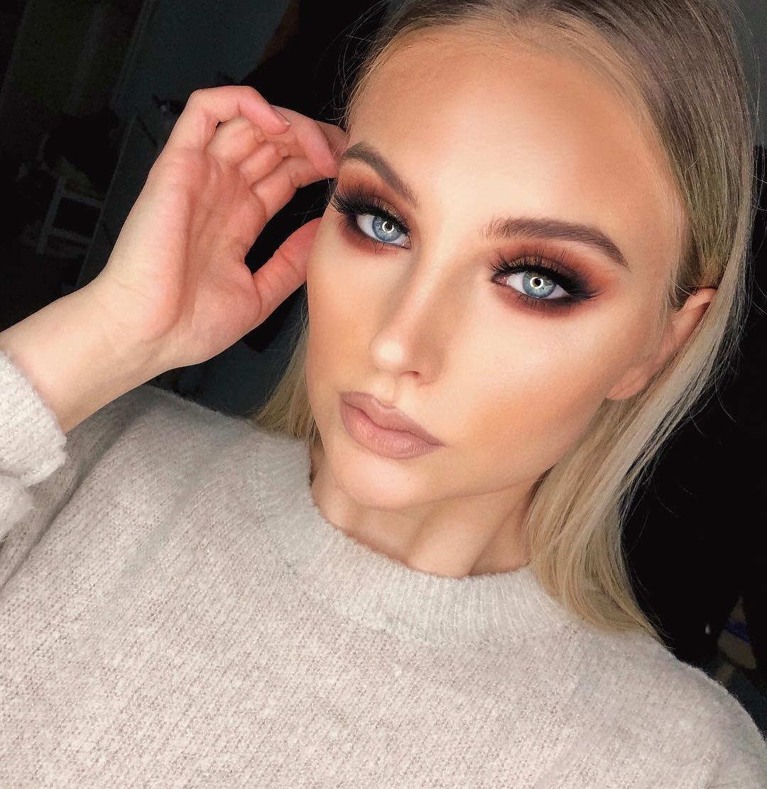 тенденции в макияже фото 12