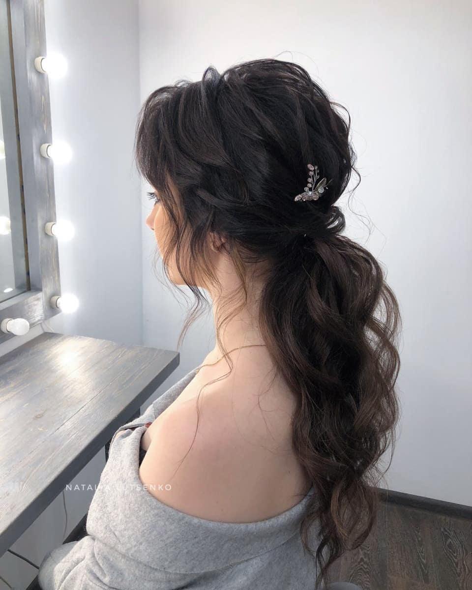 прически для длинных волос фото 11