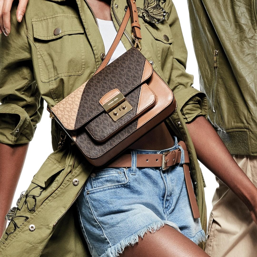 коричневая сумка фото 15