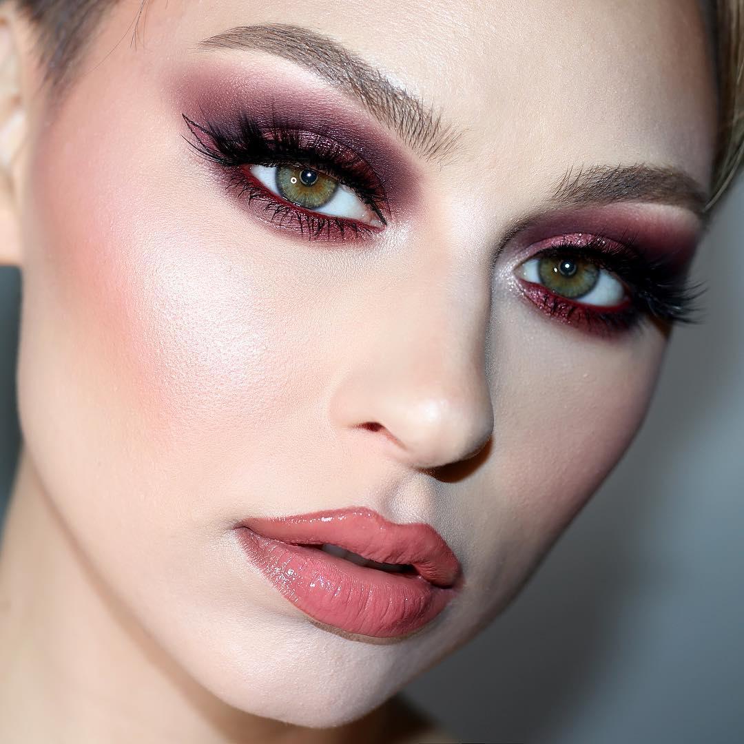 тенденции в макияже фото 1