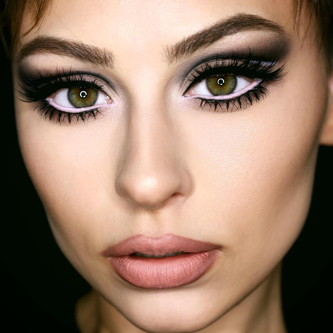 тенденции в макияже фото 3