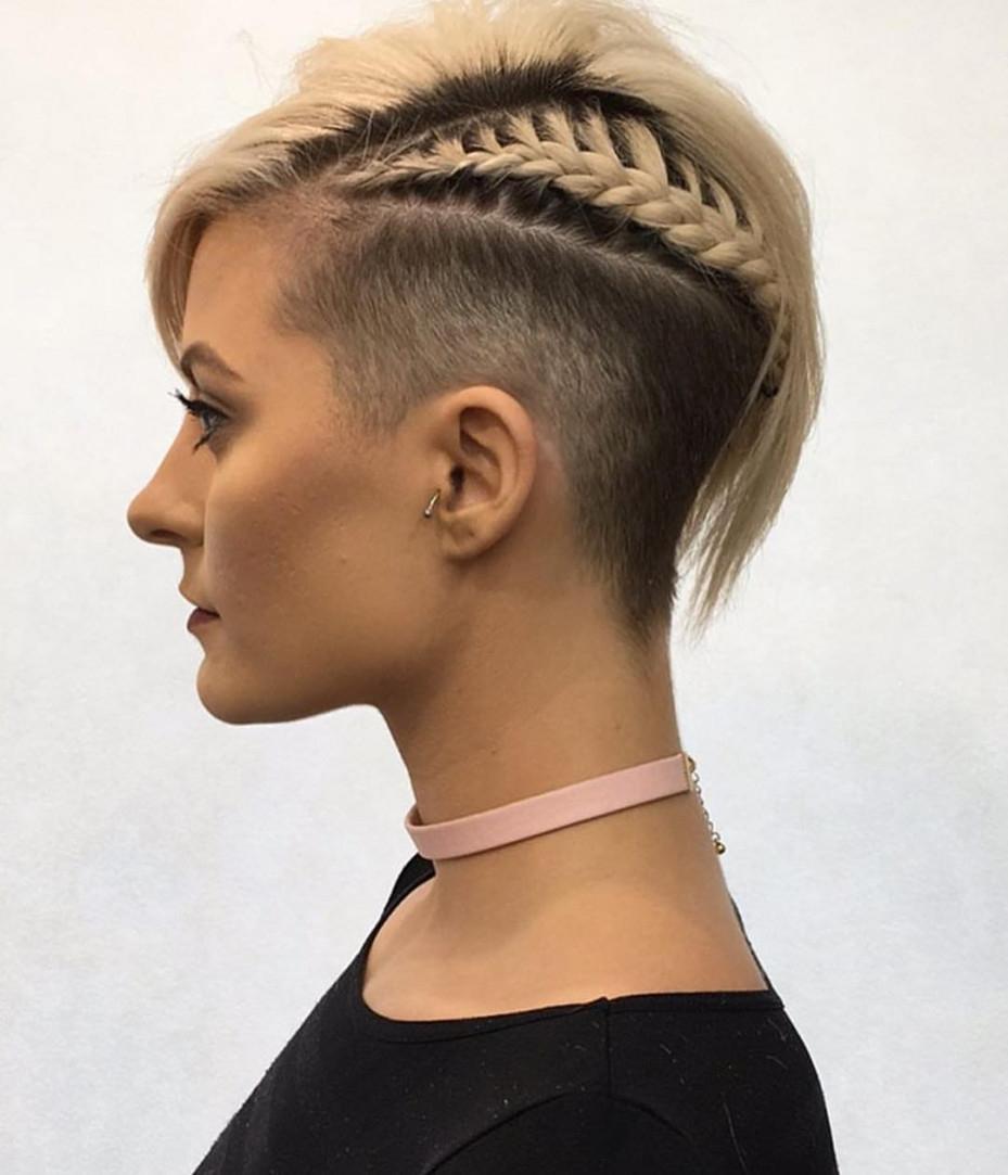 плетеные прически для коротких волос фото 33
