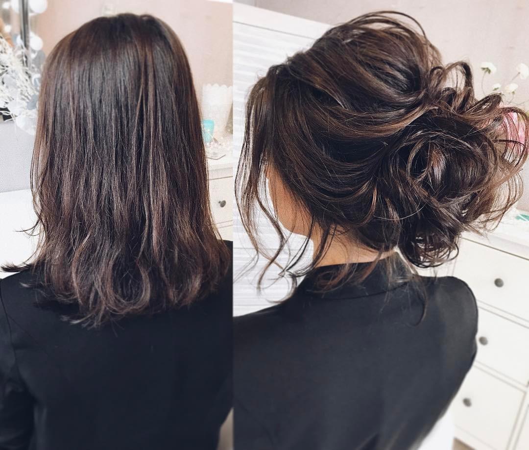 причёски на выпускной вечер фото 1