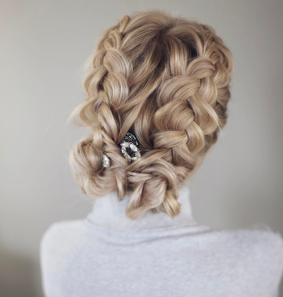 прически для коротких волос фото 5