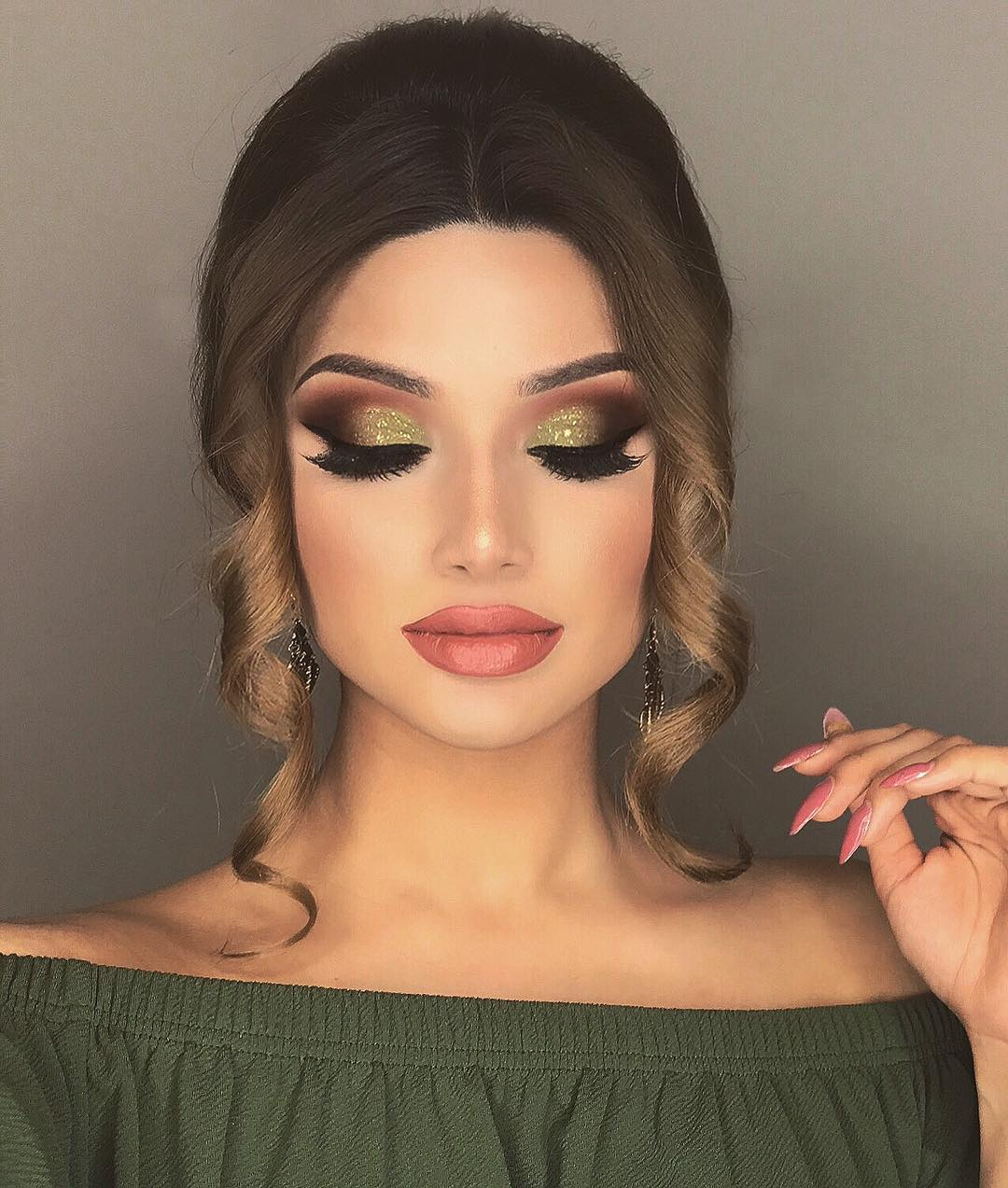красивые идеи макияжа 2019 фото 19