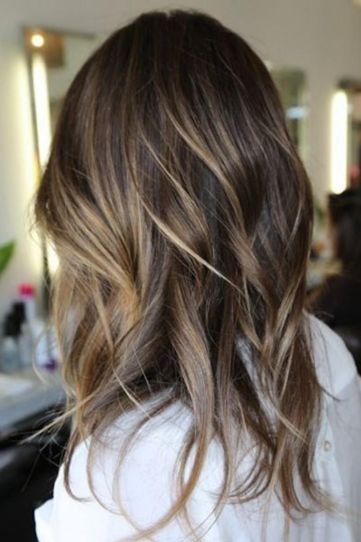пепельно-каштановые оттенки волос фото 9