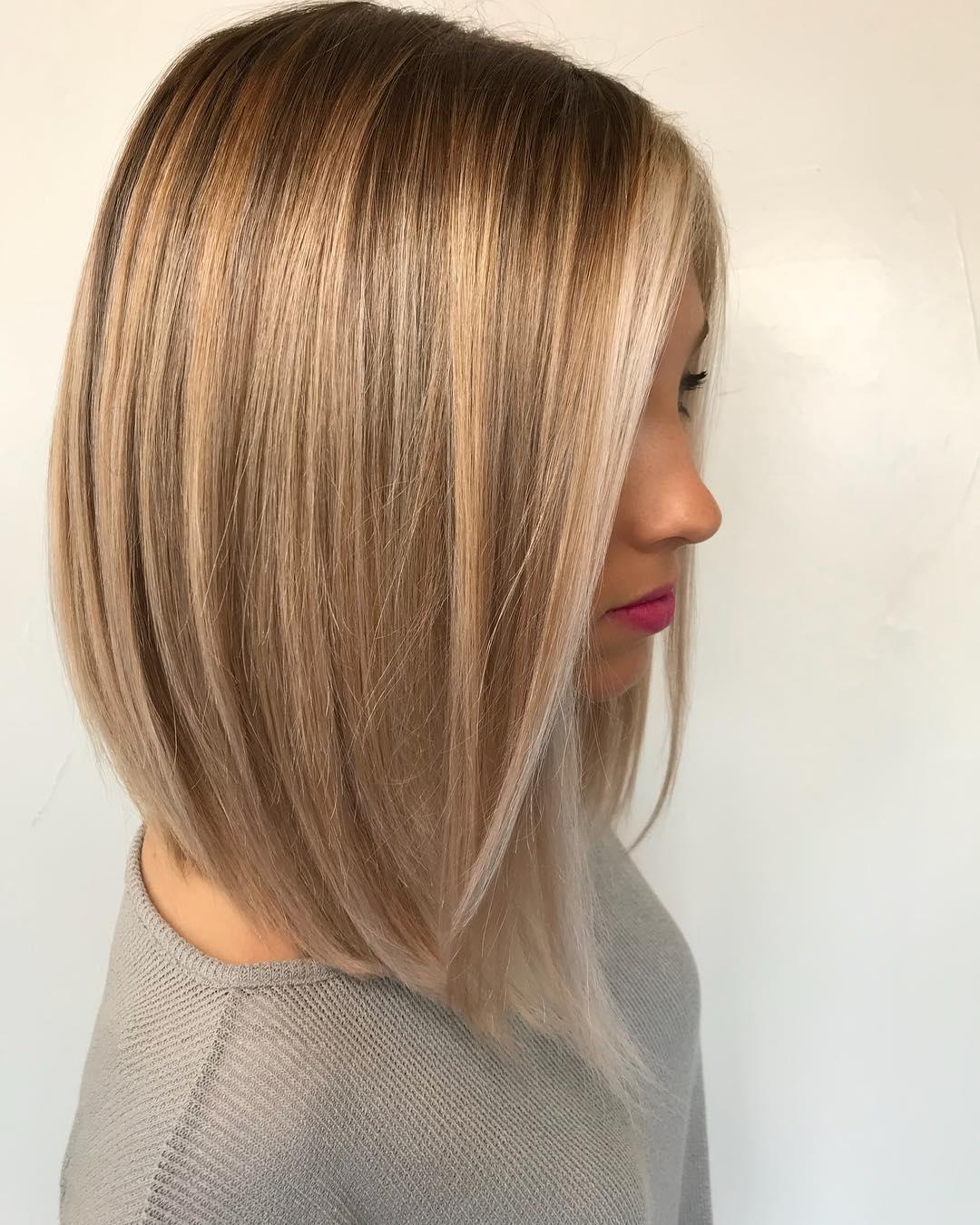 летние прически для прямых волос фото 19