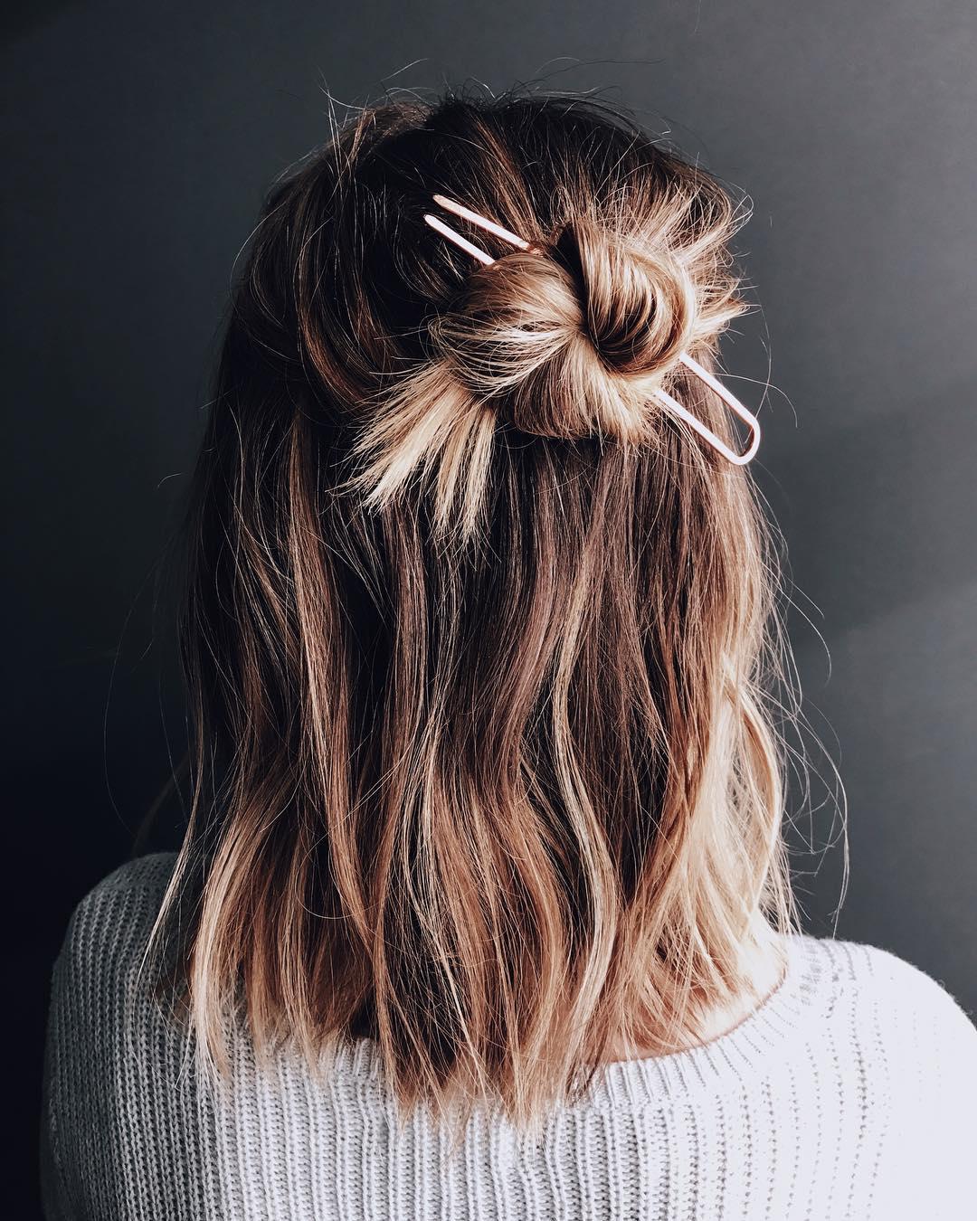 seksуальные прически для коротких волос фото 2