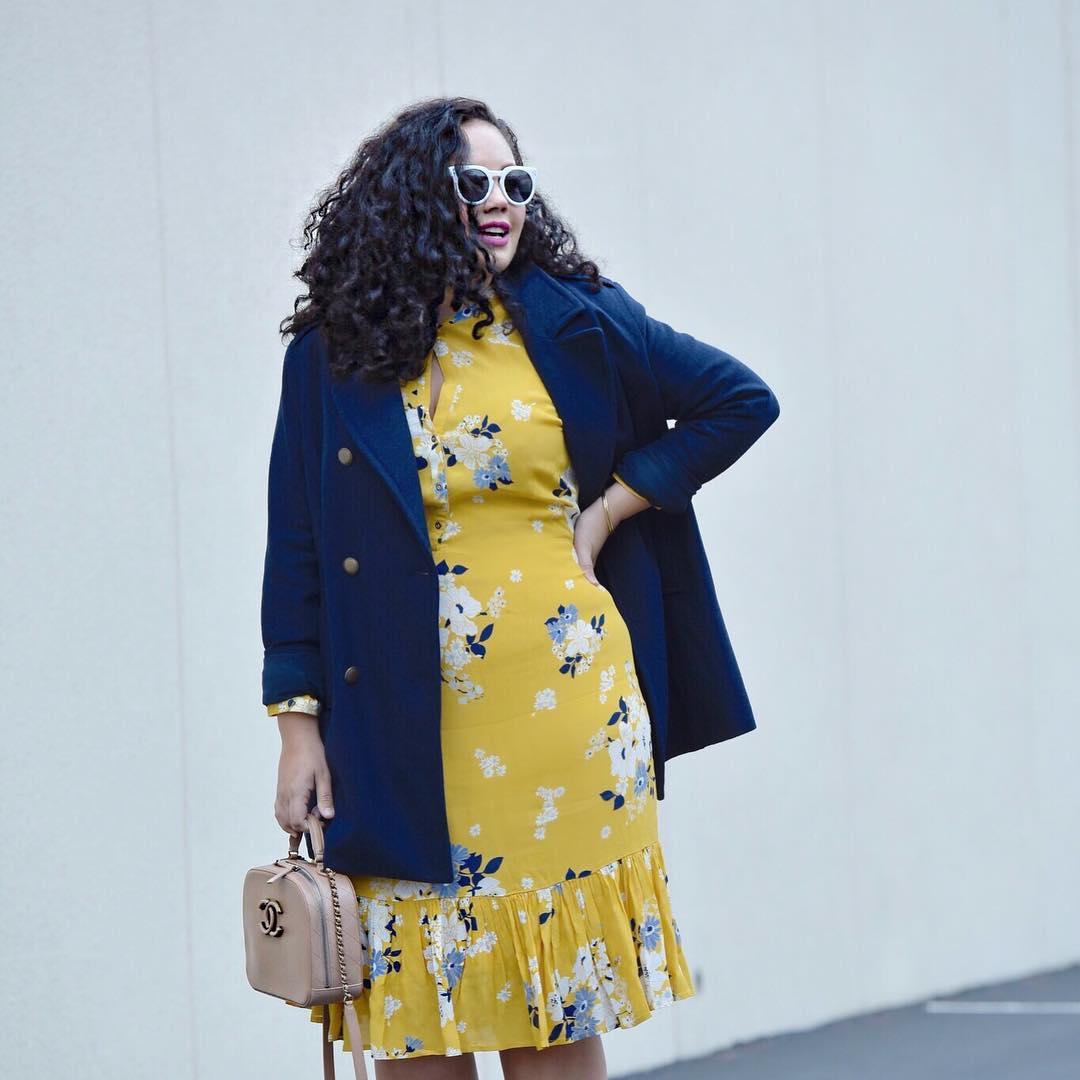 как одеваться полным женщинам фото 7