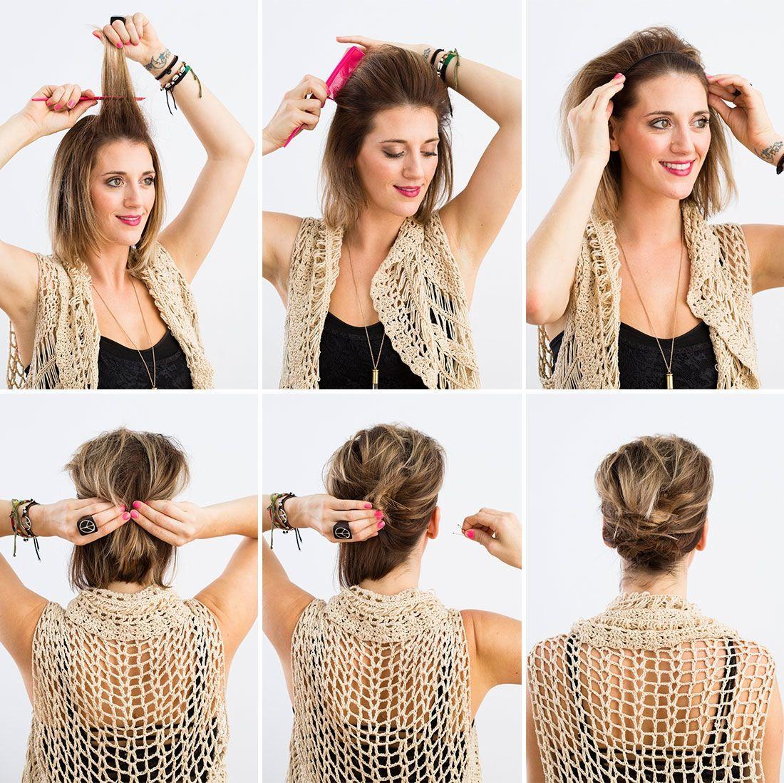 причёски для коротких волос фото 7