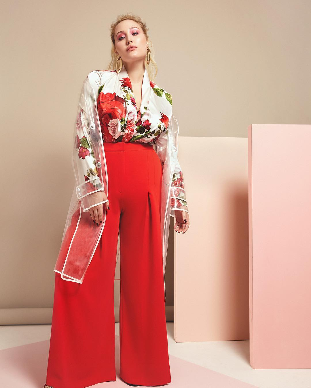 Модные тенденции 2019 для полных фото 1