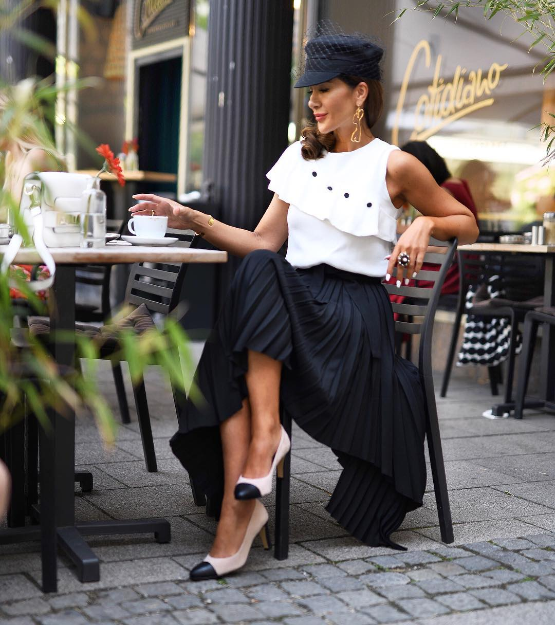 модные юбки 2019 фото 8