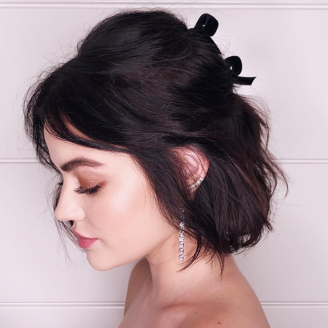 seksуальные прически для коротких волос фото 8