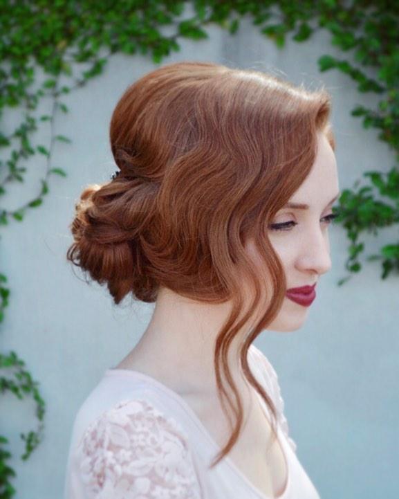 длинные волосы с косой челкой фото 29
