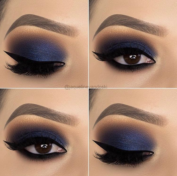 красивые идеи макияжа 2019 фото 11