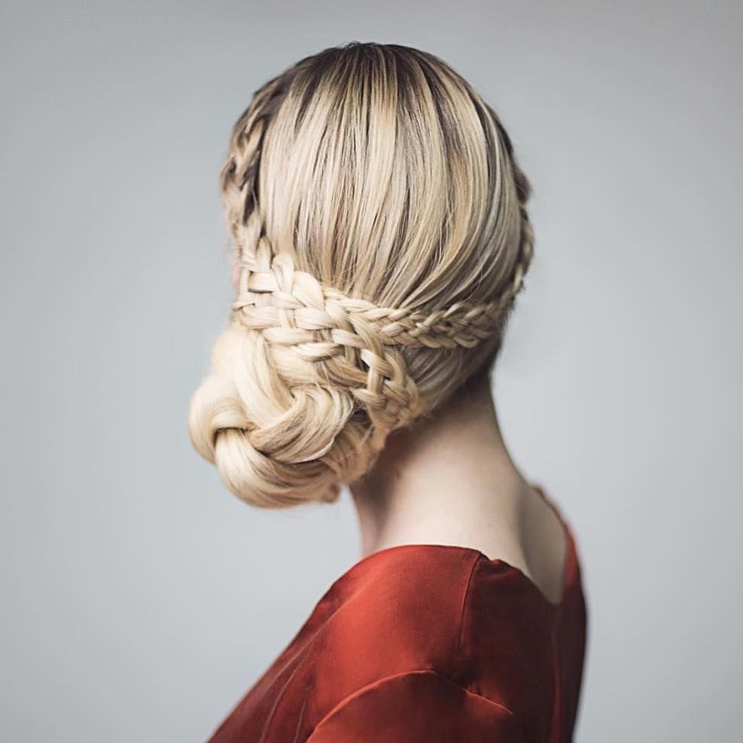 прически для длинных волос фото 6