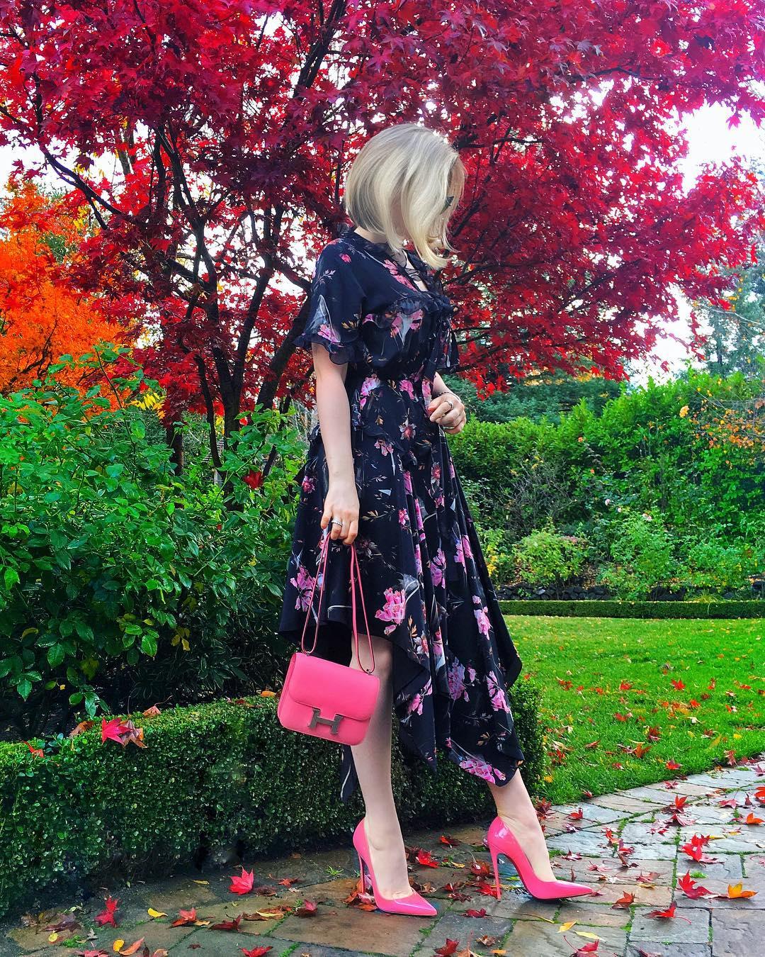 Розовые туфли фото 9