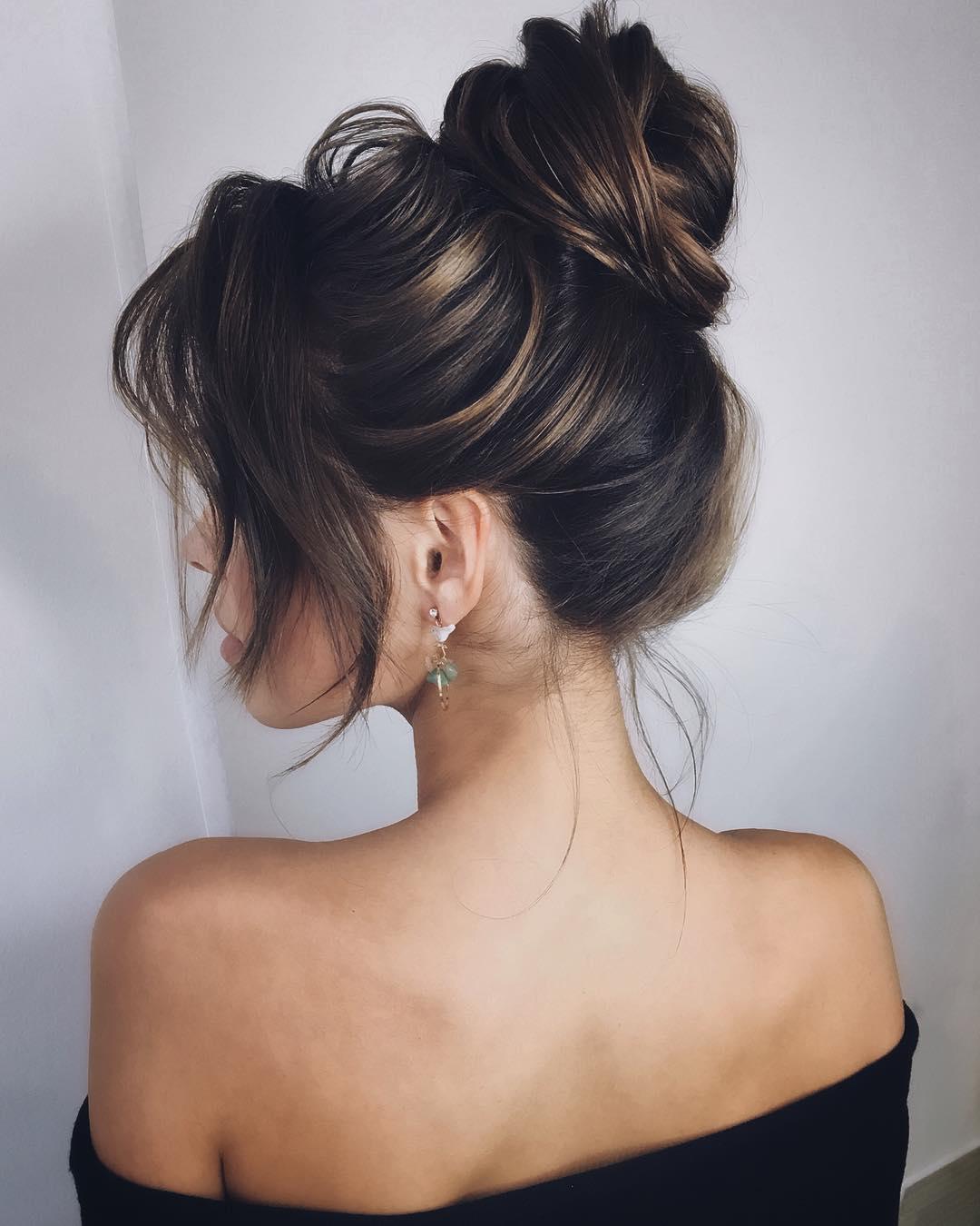 причёски на выпускной вечер фото 2