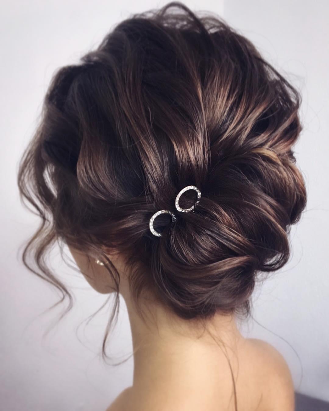 причёски на выпускной вечер фото 6