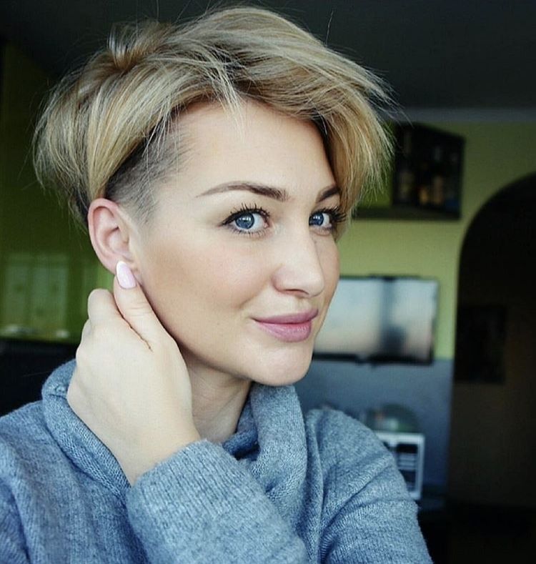 seksуальные прически для коротких волос фото 12