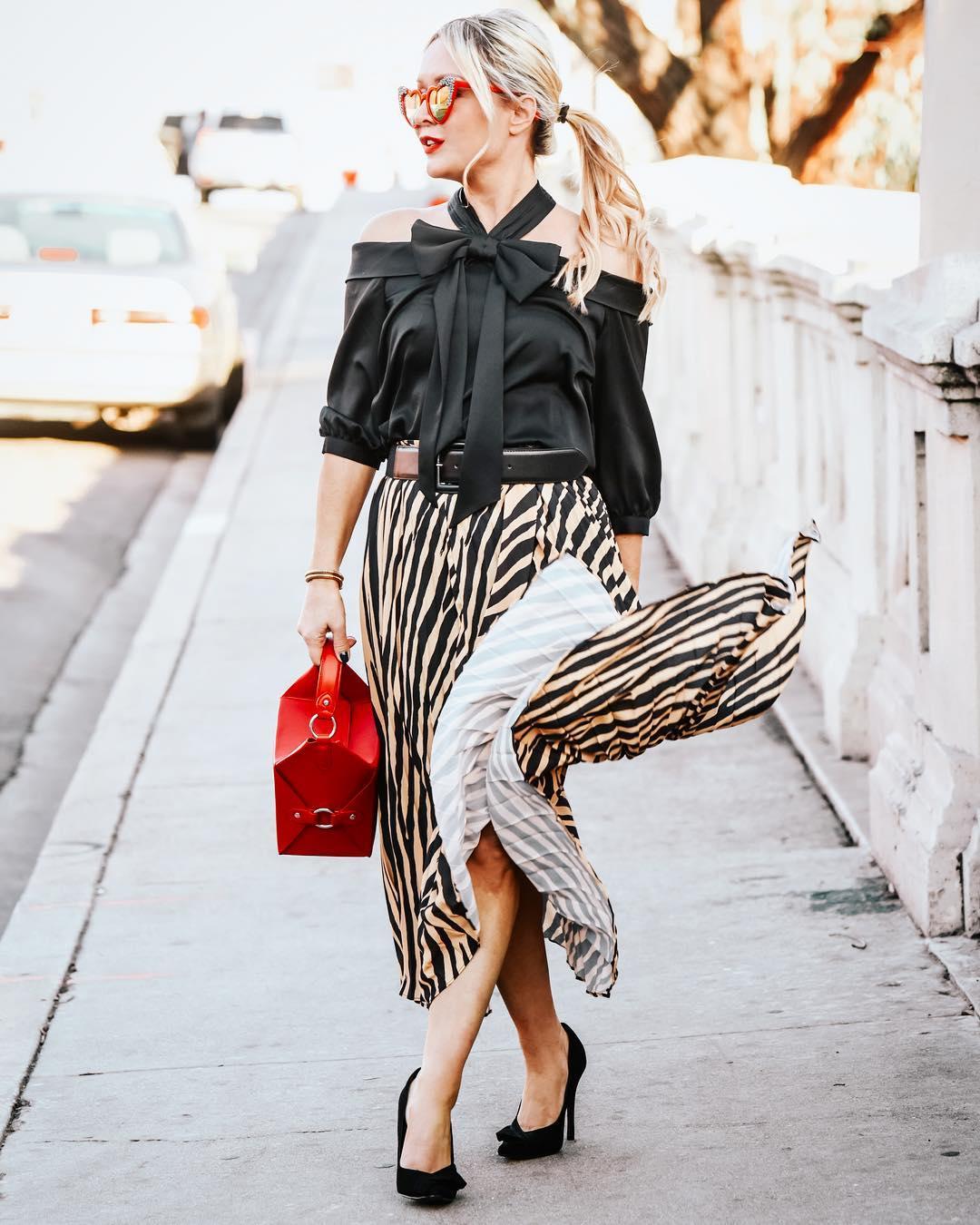 Блузка с длинной юбкой фото 2