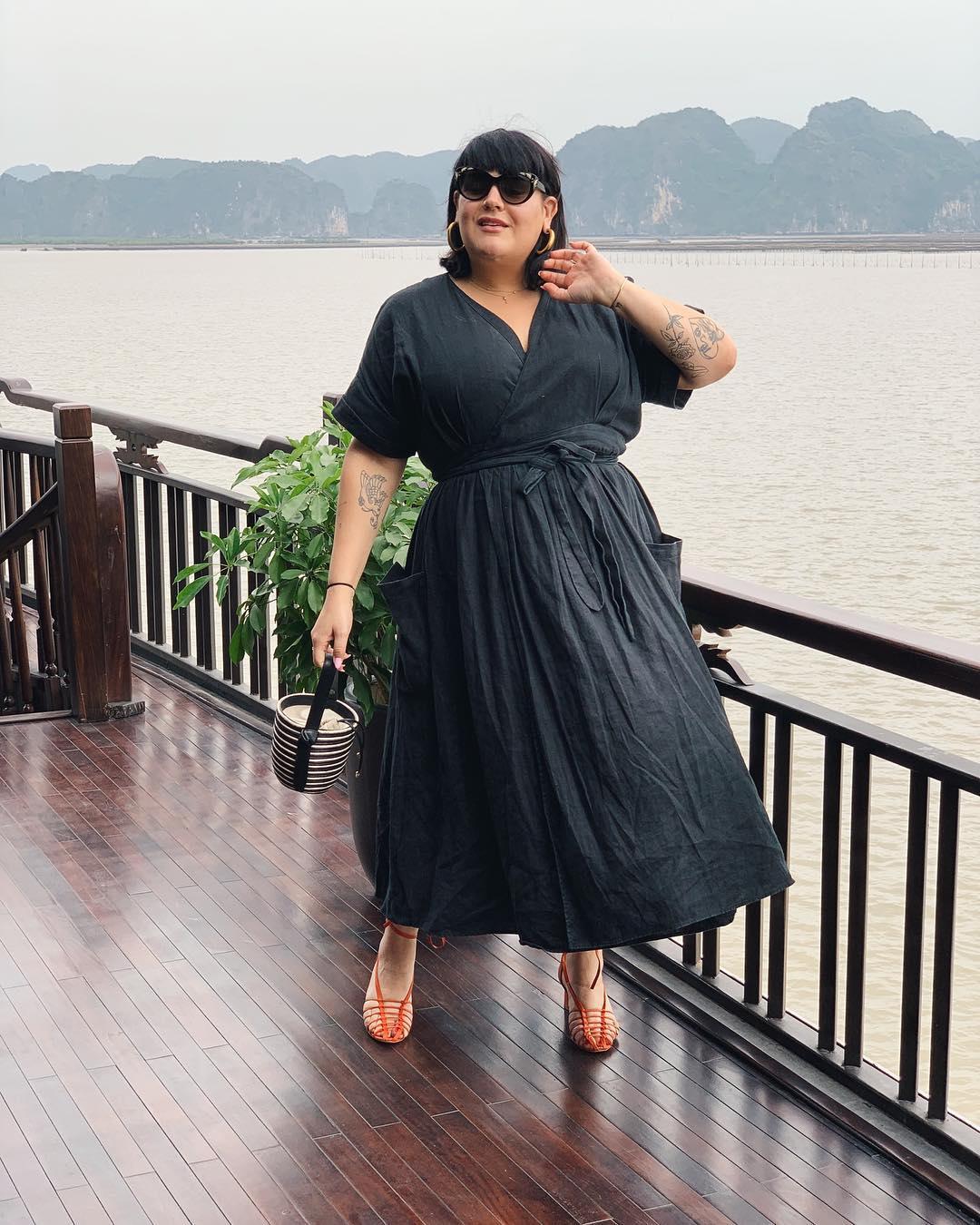 Платья для полных женщин 50 фото 2