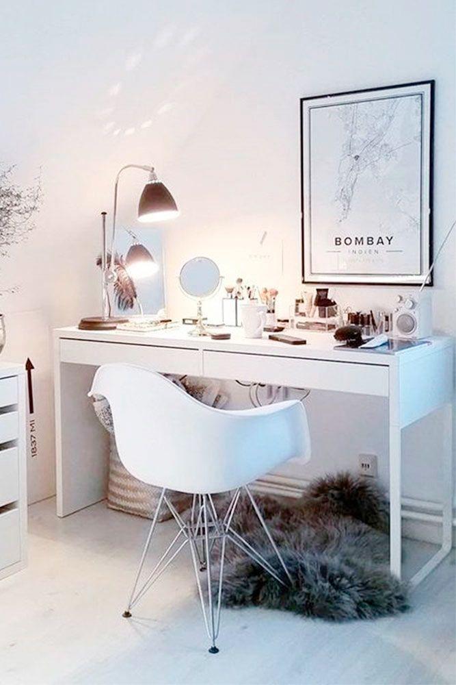 дизайн туалетного столика фото 7
