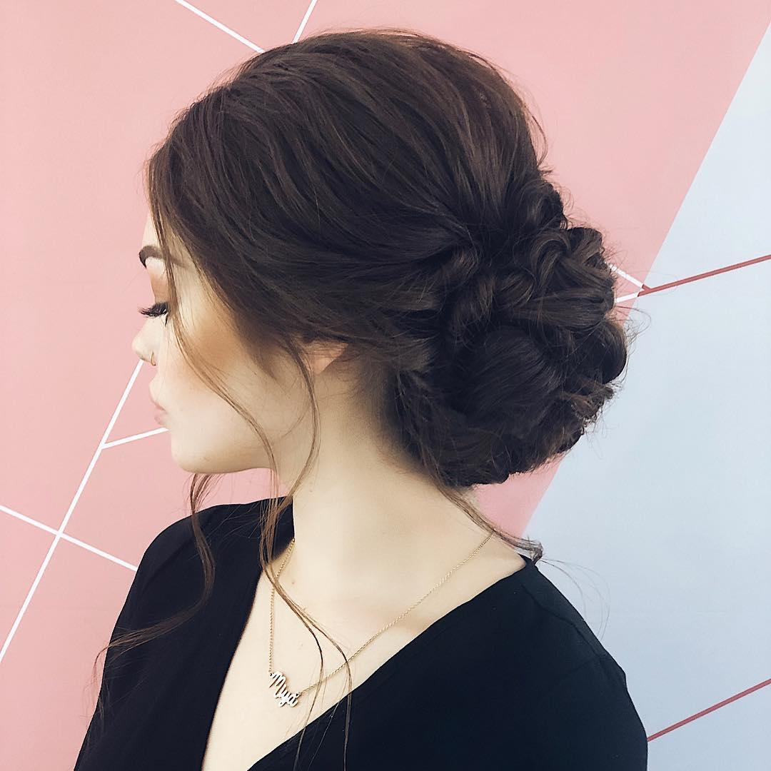 прически для длинных волос фото 8