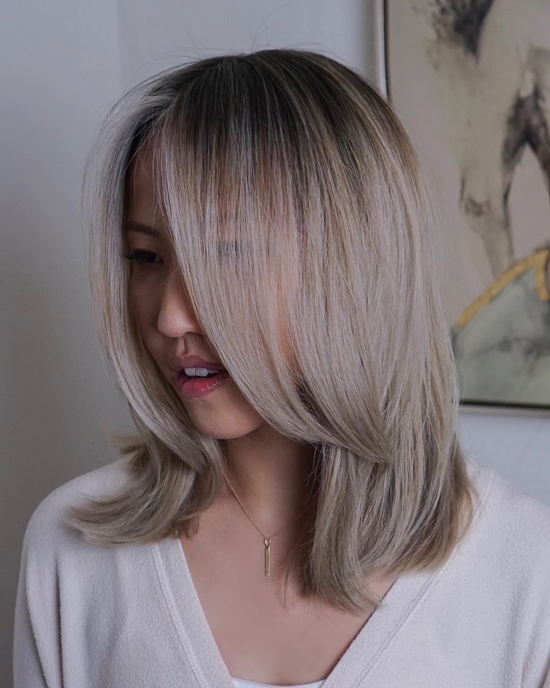Короткие стрижки для прямых волос фото 5