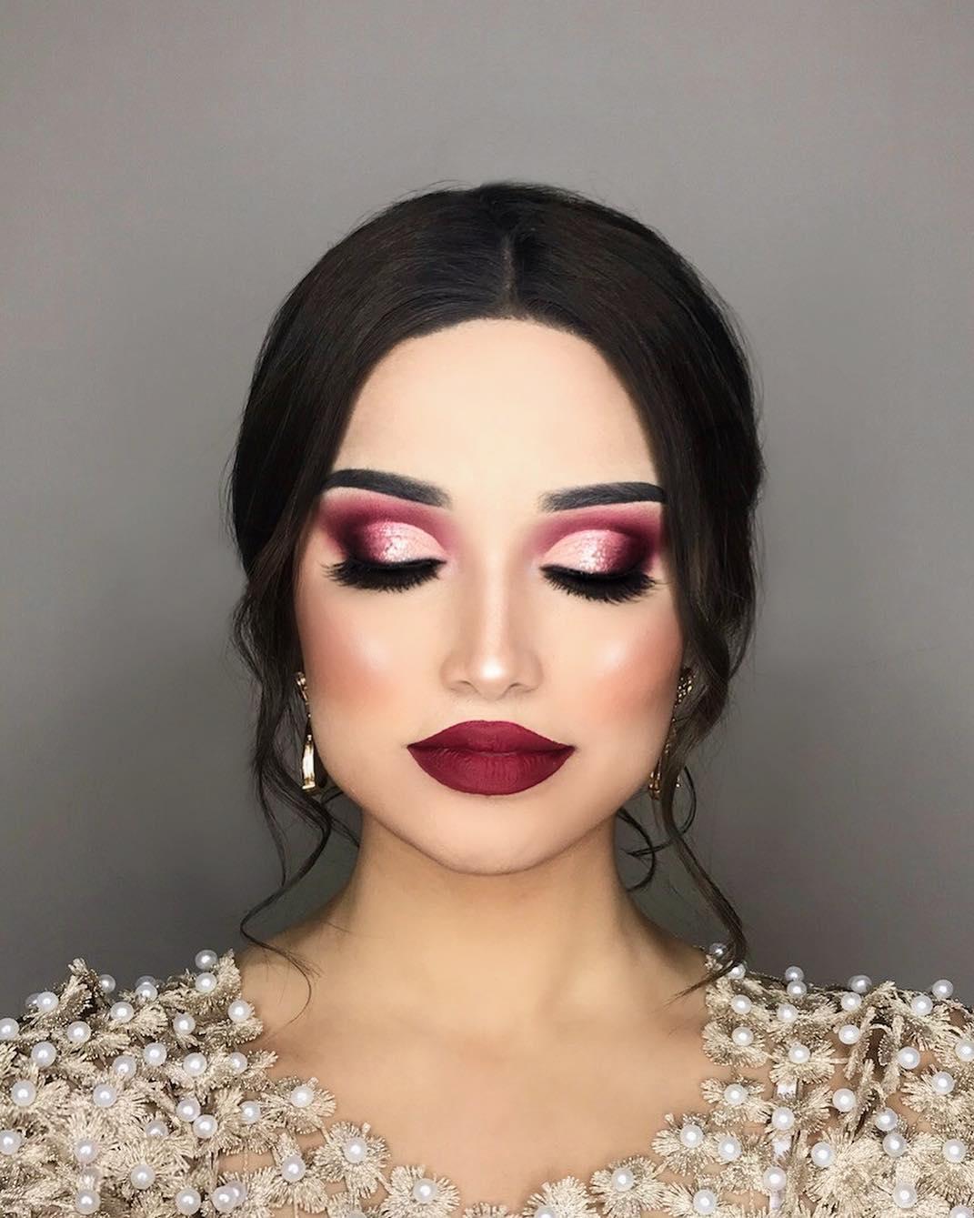 красивые идеи макияжа 2019 фото 20