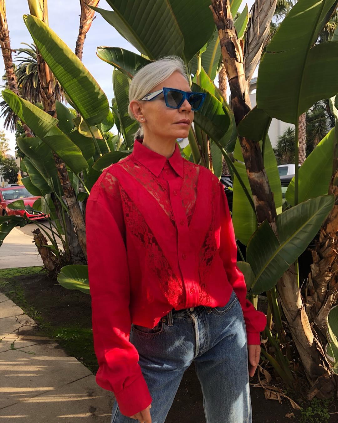 Блузки 60 лет фото 7