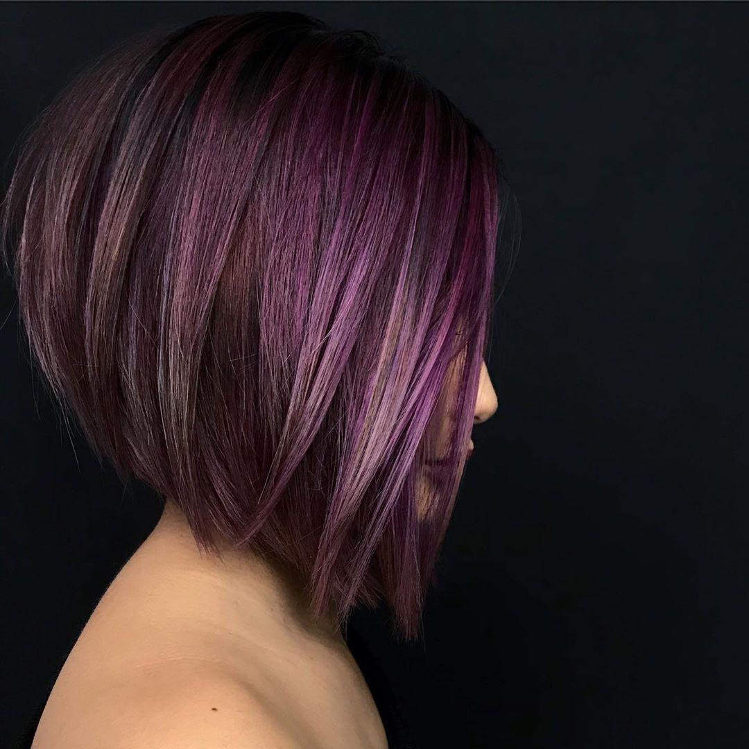 короткие стрижки для густых и прямых волос фото 4