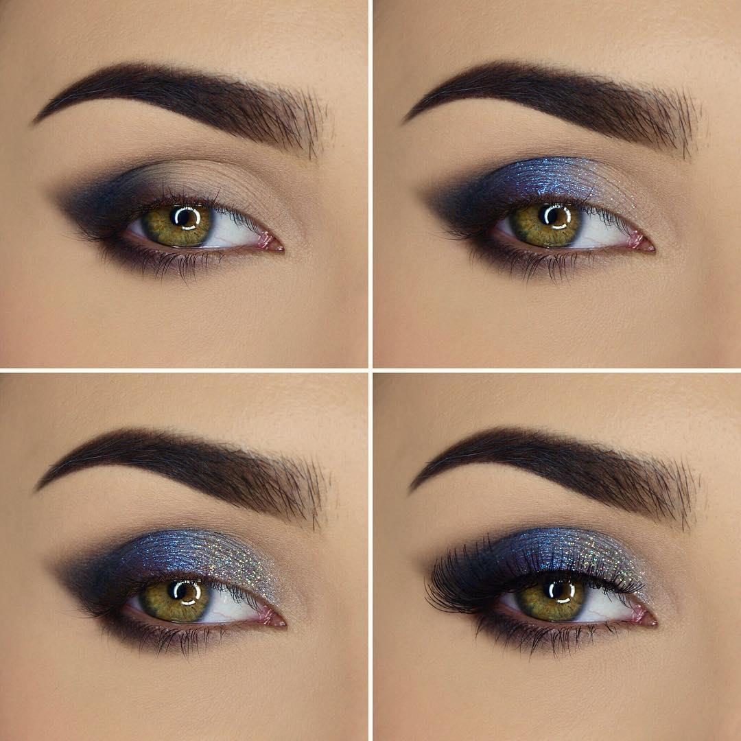 макияж глаз для рыжих фото 19