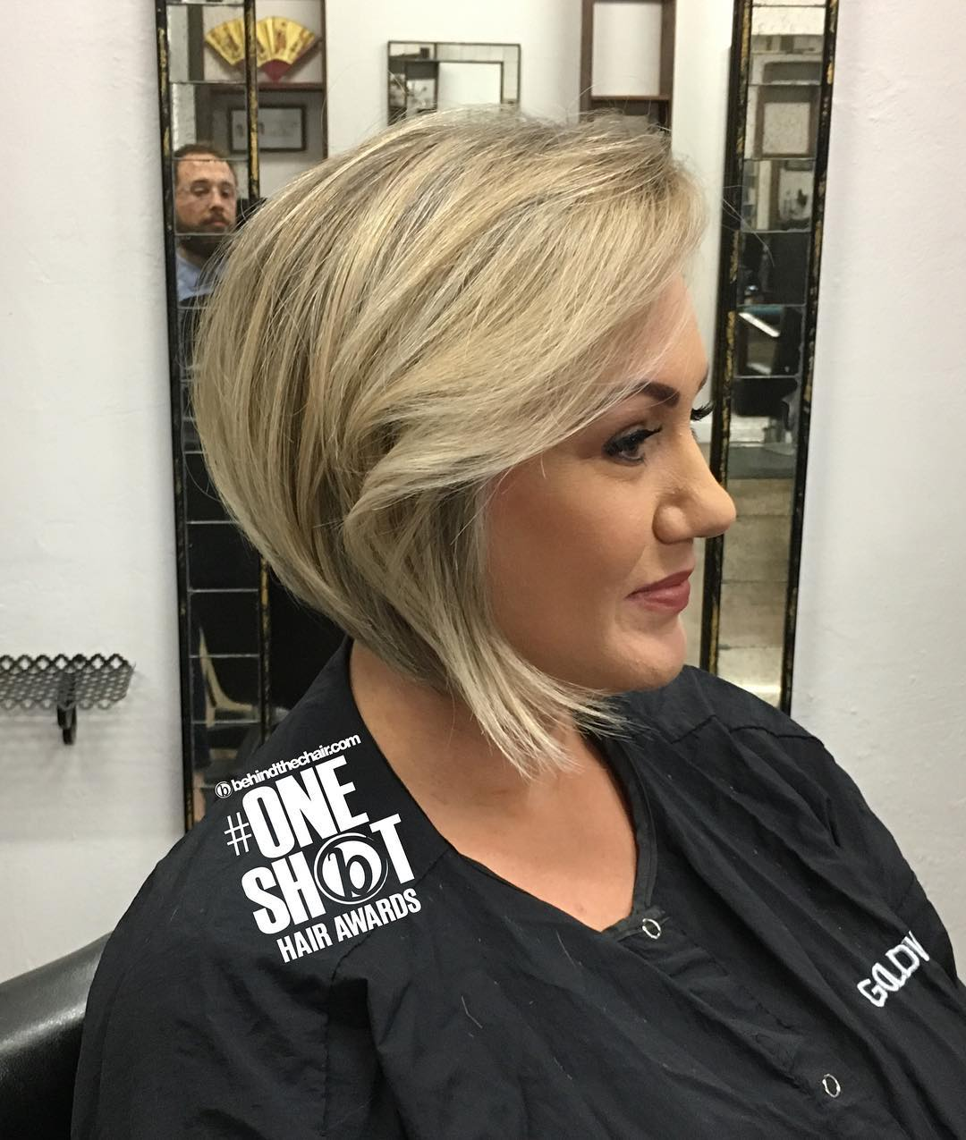 Короткие стрижки для прямых волос фото 13