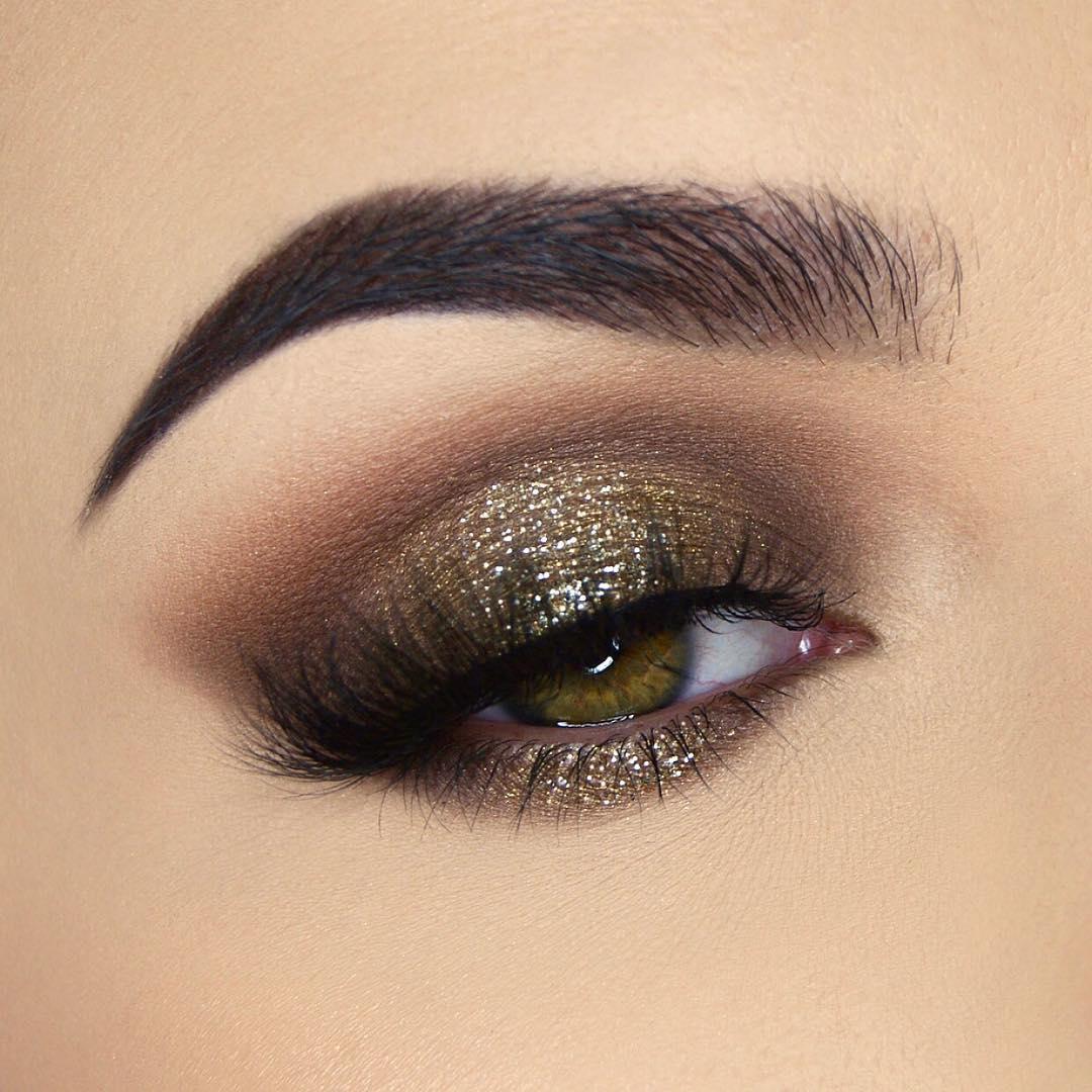 макияж глаз для рыжих фото 17
