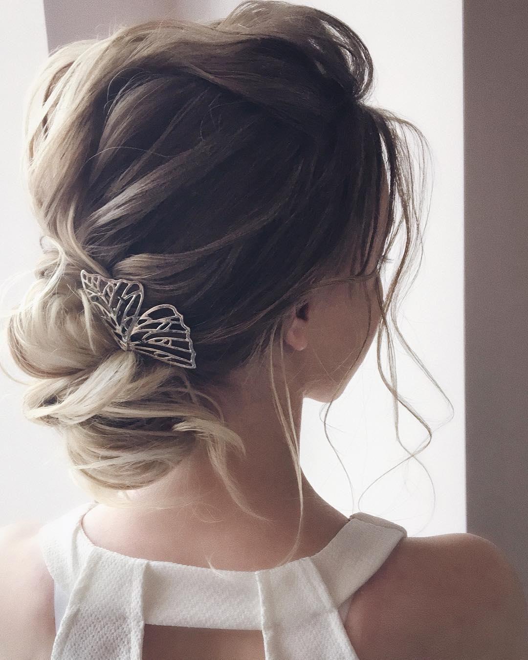 прически для коротких волос фото 17