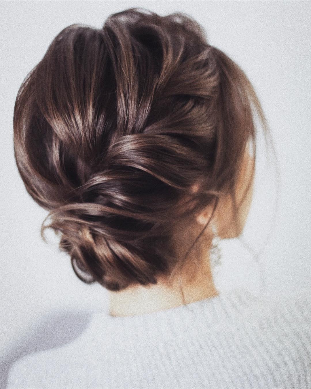 причёски на выпускной вечер фото 5