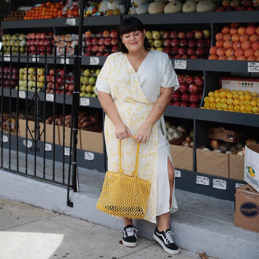 Платья для полных женщин 50 фото 7
