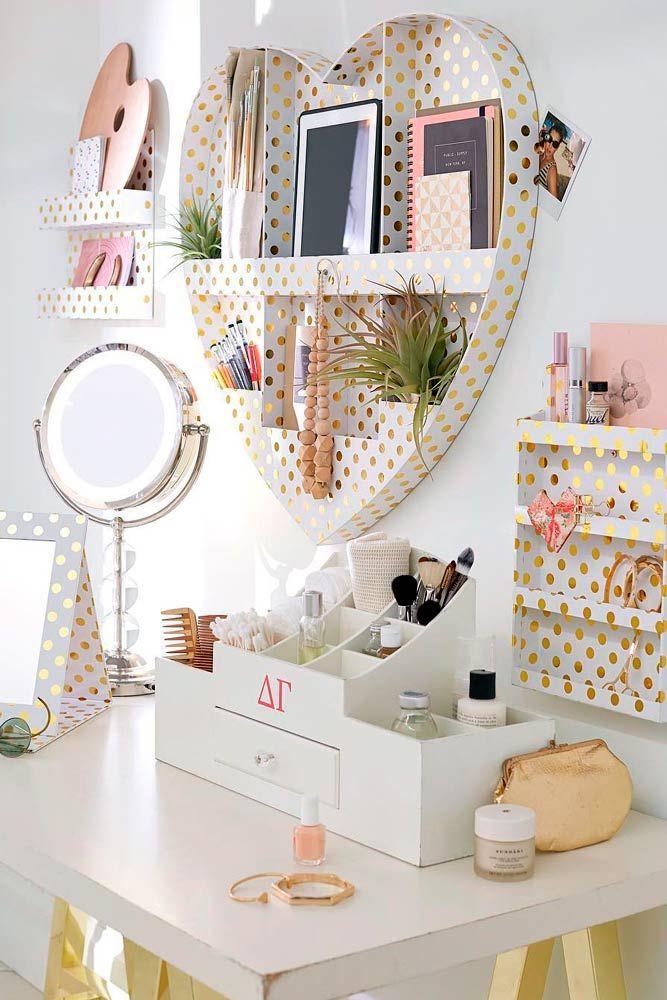 дизайн туалетного столика фото 1