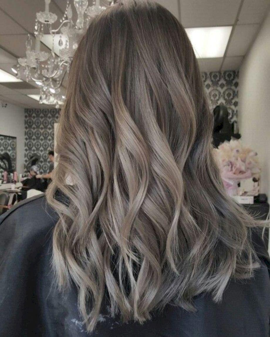 пепельно-каштановые оттенки волос фото 4