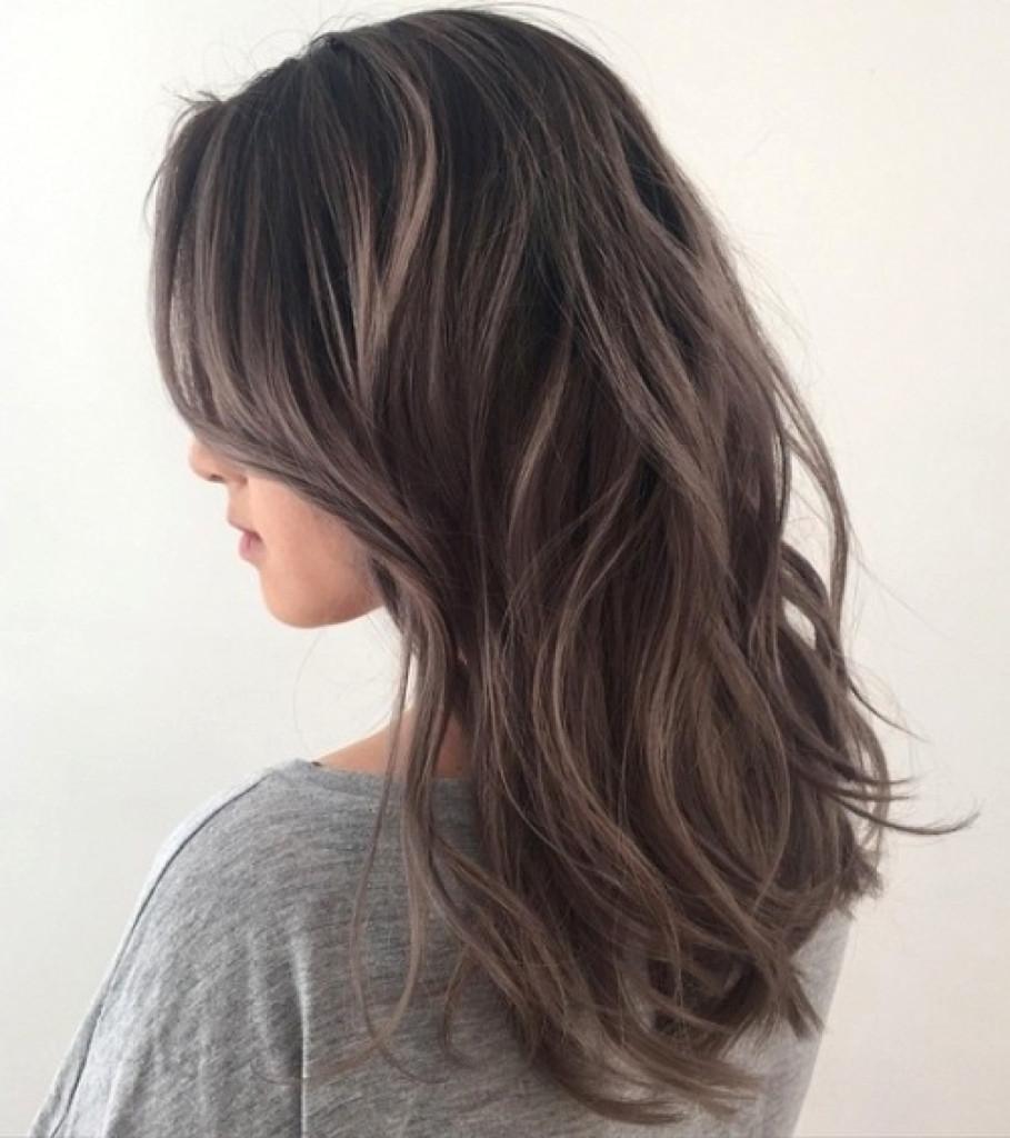 пепельно-каштановые оттенки волос фото 5