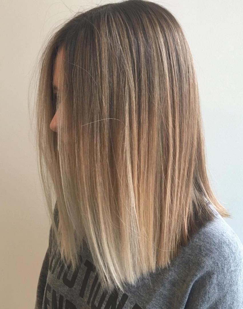 летние прически для прямых волос фото 2