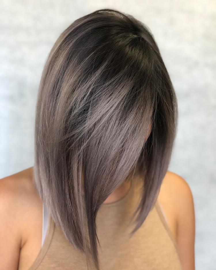 пепельно-каштановые оттенки волос фото 15