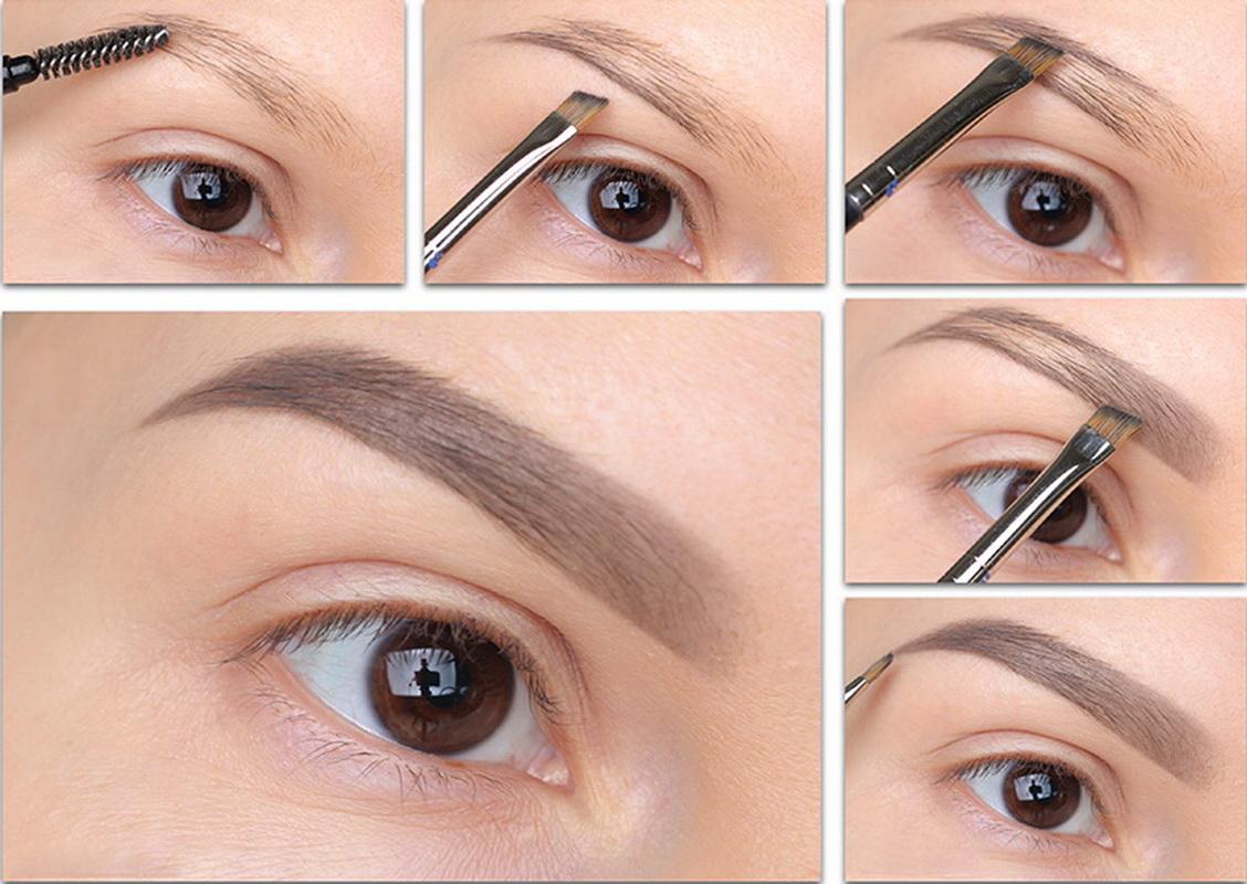 макияж бровей фото 2